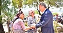 """Başkan İduğ'dan """"Bornova'nın geleceğini birlikte planlayalım"""" çağrısı"""