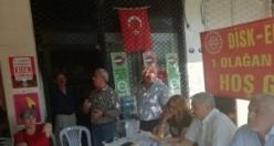 DİSK Emekli Sen Kongresi İzmir'de Yapıldı