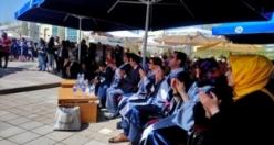 Ulubey Meslek Yüksekokulu Mezuniyet Töreni