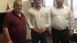 Ege Ajans Olarak İzbeton Genel Müdürü Kaya'yı Ziyaret Ettik