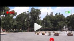Bornova Büyükpark'ta Milli Marş Süprizi