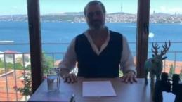 Sermiyan Midyat'tan Sedat Peker Taklidi ile Kanal İstanbul Eleştirisi