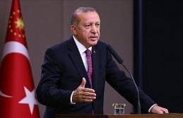 Cumhurbaşkanı Erdoğan'dan Atina'ya mesaj