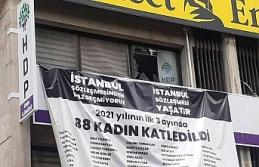 HDP il binasına saldırının iddianamesi kabul edildi