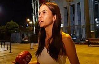Ayşegül Çınar serbest bırakıldı, sevgilisi...