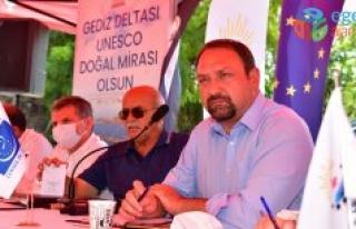Başkan Gümrükçü Kaklıç'ta Vatandaşlarla...