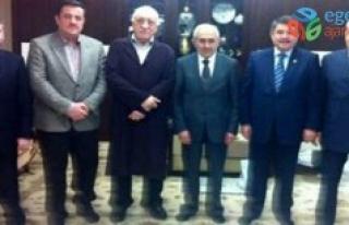 Fetullah Gülen'le fotoğrafa AKP'li başkandan...
