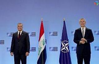 """Irak Başbakanı el-Kazımi: """"Terörle mücadele..."""