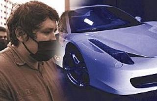 Mehmet Aydın'ın Uruguay'da Ferrari'li villalı...