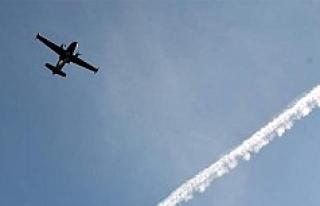 Rus uçağı denize çakıldı! Kurtulan yok