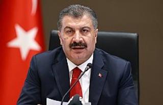 Sağlık Bakanı Fahrettin Koca duyurdu: 50 milyon...