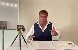 Sedat Peker'den yeni iddialar: Süleyman Soylu'nun...