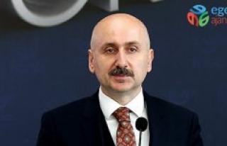 Ulaştırma Bakanı Adil Karaismailoğlu açıkladı!...