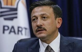 AK Partili Dağ'dan anketlere sert çıktı: Tam...