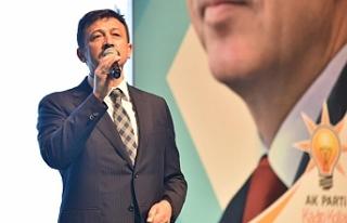 AK Partili Hamza Dağ canlı yayında duyurdu! İşte...
