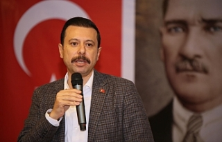AK Parti'li Kaya'dan Kılıçdaroğlu'na 'emsal...
