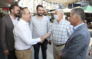 AK Partili Sürekli'den Tire çıkarması: İzmir'in...