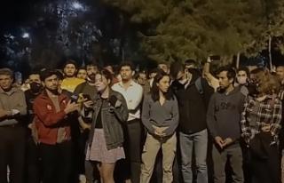 'Barınamıyoruz' diyen öğrencilerden açıklama:...