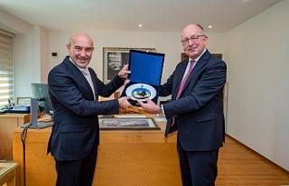 """Başkan Soyer: """"Brüksel'de İzmir ofisi açmak..."""