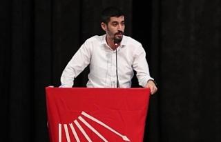 CHP Denizli Gençlik Kolları Başkanı gözaltına...