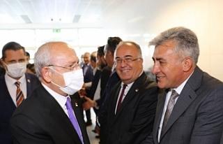 CHP lideri Kılıçdaroğlu İzmir'de