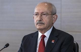 CHP Lideri Kılıçdaroğlu'nun İzmir programı...