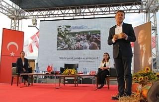 CHP, Tarım Politikasını Selçuk'tan duyurdu:...