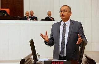 CHP'li Sertel: Saraylara harcanan para ile 84 bin...