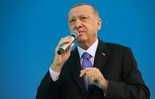 Cumhurbaşkanı Erdoğan 3 önemli tören için İzmir'e...