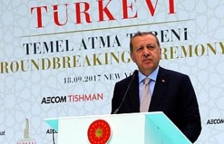 Cumhurbaşkanı Erdoğan'dan ABD'ye 'Afganistan'...