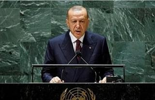 Erdoğan'dan Paris İklim Anlaşmasıyla ilgili...