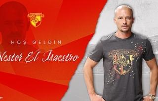 Göztepe'nin yeni teknik direktörü belli oldu!