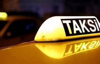 İçişleri Bakanlığı'ndan 'taksi'...