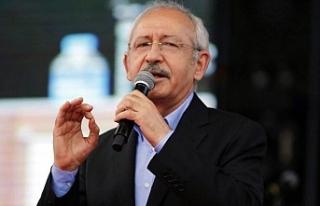 İşte Kılıçdaroğlu'nun saat saat İzmir programı!