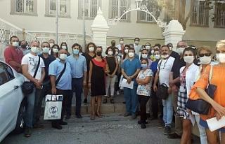 İzmir'de iki gün iş bırakan 800 aile hekimine...