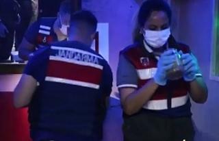 İzmir'de uyuşturucu şebekesine baskın: 12...