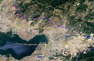 İzmir'in yeni çevre yoluna 'sit alanı'...