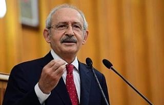 Kılıçdaroğlu: 20 yıldır iktidardalar, akıllarına...