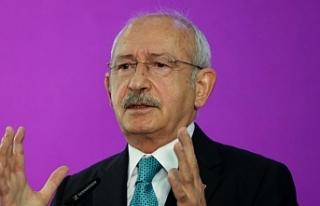 Kılıçdaroğlu'ndan Fethiye Belediye Başkanı...