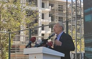 Kılıçdaroğlu'ndan Başkan Soyer'e 'Emsal...