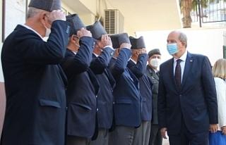 KKTC Cumhurbaşkanı Tatar, İzmir'de Kıbrıs...