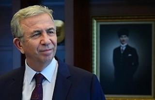 Mansur Yavaş, 2021 Dünya Belediye Başkanı Başkent...