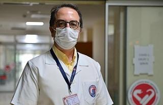 Prof. Dr. Şener: Covid-19 mevsimsel sirkülasyona...