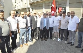 """Seyfettin Dağ, """"İzmir Mobilyasını marka haline..."""