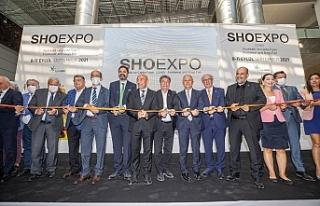 Shoexpo, İzmir'de 47'inci kez kapılarını açtı