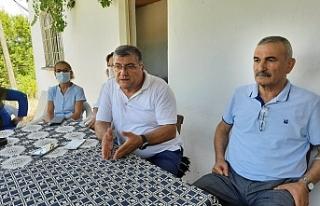 Sındır: Kırsalda yürütmenin boşluğunu CHP'li...