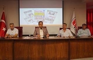 TTO Başkanı açıkladı: İnşaatlar 15 gün boyunca...
