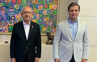 Yücel Ankara'ya gidiyor! CHP lideri Kılıçdaroğlu'na...