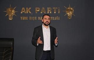 AK Parti Tire İlçe Başkanı Falakalı: CHP Hakan...