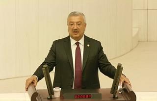 AK Partili Nasır: İzmir kentsel dönüşümde geç...